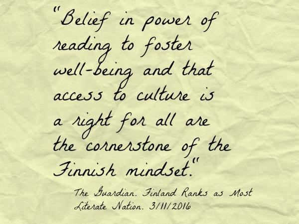 Finnish quote
