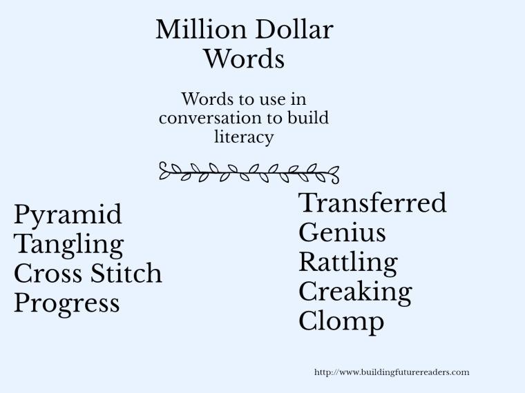 Million Dollar Words Sir Simon